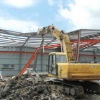 化工廠拆除拆遷整體回收拆遷資質齊全各類工廠拆除